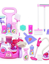 Недорогие -Товары для игр в профессии Чистящие игрушки моделирование Детские дошкольный Мальчики Девочки Игрушки Подарок 1 pcs