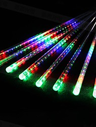 Недорогие -LOENDE 0.5м Прочные светодиодные панели 240 светодиоды ДИП светодиоды Белый / Синий Для вечеринок / Декоративная / Свадьба 100-240 V