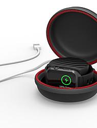 Недорогие -Портативный держатель для зарядки док-станции зарядное устройство жесткий защитный футляр для Apple, часы зарядное устройство серии 1 2 3 смарт-фитнес-аксессуар