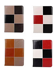 Недорогие -чехол для apple ipad mini 3/2/1 / ipad 4/3/2 / ipad air магнитный чехол для всего тела сплошная твердая кожа pu для ipad mini 3/2/1 / ipad 4/3/2 / ipad air