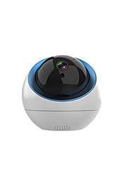 Недорогие -NWR-T20 1080 P беспроводная IP-камера Wi-Fi сеть мобильный телефон удаленного дома HD ночного видения автоматическая камера видеонаблюдения безопасности