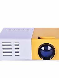 Недорогие -мини-проектор модернизированный люмен видео-проектор, совместимый с Fire TV бар HDMI VGA USB домашний кинотеатр кинопроектор