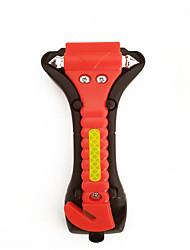 Недорогие -2 в 1 автомобиль безопасности молоток ремня безопасности резак инструмент аварийного покидания
