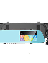 Недорогие -Новая HD-камера имеет 4,3 зеркало заднего вида с обратным изображением