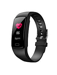 Недорогие -y9 мужчины женщины smartwatch android ios bluetooth информация упражнение запись игры калории сожгли спорт хронограф календарь будильник сидячий напоминание трекер сна