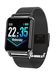Недорогие -STQ3 умные часы сердечного ритма шагомер фитнес-трекер браслет жизнь водонепроницаемый динамическое давление кислорода в крови умные часы