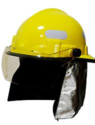 Недорогие -Специальный материал Алюминиевая фольга Шлем Безопасность Защита от пыли Антистатический Пожарный выход