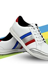 Недорогие -TTYGJ Муж. Обувь для игры в гольф Водонепроницаемость Противозаносный Удобный Гольф Осень Весна