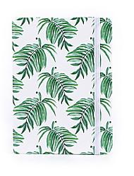 Недорогие -новинка бумага пальмовых листьев узор повязка катушка книга / блокнот блокнот для школьного офиса канцтовары a7