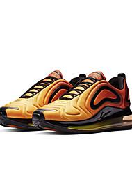 Недорогие -Муж. Легкие подошвы Эластичная ткань / Tissage Volant Наступила зима Спортивная обувь Амортизирующий Черный / Светло-желтый / Черный / зеленый / Атлетический