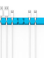 Недорогие -устройство для намотки кабеля наушников