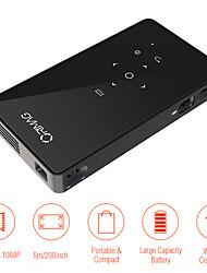 Недорогие -OEM P8 DLP Проектор 2500 lm Android Поддержка