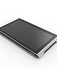 Недорогие -Q8 7-дюймовый 8 ГБ rom128m оперативной памяти емкостный сенсорный экран GPS-навигатор 800480 HD портативный GPS-навигатор для легкового грузовика