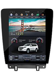Недорогие -zwnva tesla style 12,1-дюймовый экран isp 2g 32g android 7.1 автомобиль нет DVD-плеер GPS-навигатор навигационный экран для Ford Mustang 2010 2011 2012 2013 2014