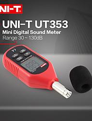 Недорогие -Измеритель шума Uni-T UT353 дБ метр 30130 дБ мини аудио измеритель уровня звука децибел монитор
