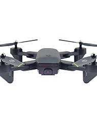 Недорогие -RC Дрон IDM107 Готов к полету WIFI С HD-камерой 1080p 前摄像头1600万/下摄像头500万 Квадкоптер на пульте управления Прямое Yправление / Полет C Bозможностью Bращения Hа 360 Rрадусов / зAвисать Квадкоптер H