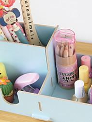 Недорогие -деревянный Классический Главная организация, 1шт Коробки для хранения