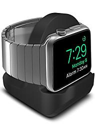 Недорогие -Apple Watch Новый дизайн Полный силикон для тела Стол