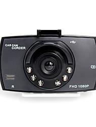 Недорогие -2,2-дюймовый G30 H300 невидимый автомобильный видеорегистратор 90 широкоугольный объектив мини HD видеокамера автомобиля транспортного средства