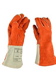 povoljno -1 par zavarivanje guste teške rukavice visoke topline dokaz čvrsto velike kamin rukavice ruke zaštitnik vatrootporne rukavice za zavarivanje