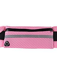 Недорогие -Поясная сумка Талия сумка / пакет для Спортивные сумки Водонепроницаемость Компактность Прочный Сумка для бега Водонепроницаемый материал Универсальные Взрослые