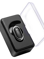 Недорогие -L005 мода мини монофоническая беспроводная Bluetooth-гарнитура с 400 мАч зарядка коробка шумоподавления бизнес-наушники наушники