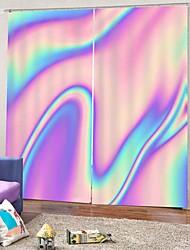 Недорогие -Предметы интерьера легкая установка шторы гостиная спальня звукоизоляция теплоизоляция карнизы гардины готовые шторы