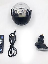 Недорогие -Brelong светодиодный диско сценический свет DJ диско-шар свет звук активировать лазерный проектор эффект свет музыка рождественская вечеринка силикон