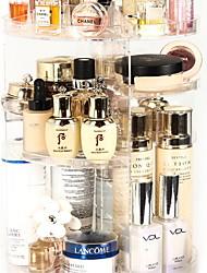 Недорогие -Место хранения организация Косметологический макияж пластик Нерегулярная форма Творчество / Оригинальные