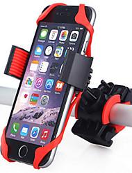 Недорогие -Крепление для телефона на велосипед Регулируется Полет с возможностью вращения на 360 градусов GPS для Шоссейный велосипед Горный велосипед Мотобайк Силиконовые ABS iPhone X iPhone XS iPhone XR