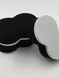 Недорогие -8-образный автомобильный полировальный губка для полировки губки для чистки автомобильных колес