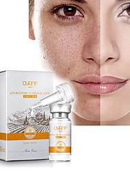Недорогие -коллаген витамин с гиалуроновая кислота сыворотка жидкость увлажняющий кожу отбеливающий пептид для восстановления лица чудо женщина