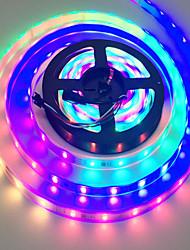 Недорогие -светодиодные полосы водонепроницаемый водонепроницаемый светодиодные полосы света 32.8 футов smd 3528 600 светодиодов RGB изменяя цвета наборы веревки с 24 ключами ик-контроллер питания для домашней