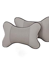 Недорогие -автокресло искусственная кожа подушка мягкий подголовник подушка накладка пена памяти протектор шеи