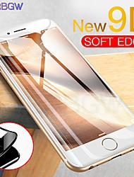 Недорогие -новый 9d изогнутый полный закаленное стекло на для iphone X XR Max защитная пленка для Iphone 8 7 6 6s плюс защитная пленка