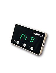 Недорогие -для Dodge автомобилей электронный контроллер дроссельной заслонки центр авто педаль газа усилитель