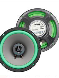 Недорогие -Mk602 автомобильная акустика автомобильная акустика 5.1 универсальный автомобильный динамик модификация 4-дюймовый коаксиальный рог