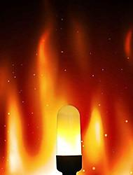 Недорогие -светодиодные кукурузные светильники 250 лм e26 / e27 t 99 светодиодные шарики smd 2835 партия декоративное пламя мерцание теплый белый 85-265 v / rohs