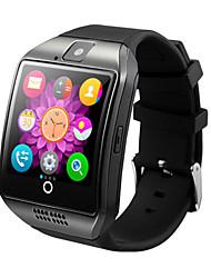 Недорогие -Муж. Смарт Часы Цифровой Современный Спортивные силиконовый Нет Защита от влаги Bluetooth Smart Цифровой На открытом воздухе Мода - Черный Белый Золотой