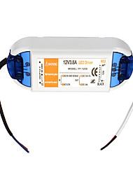 Недорогие -AC90-240V к DC12V 42W блок питания светодиодный драйвер освещения трансформатор переключатель для светодиодных лент