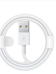 Недорогие -USB-кабель для iphone быстрое зарядное устройство зарядный кабель для iphone 7 8 плюс x xs max xr 5 5s se 6 6 s плюс провод зарядного устройства для ipad