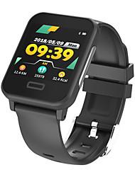 Недорогие -E33 монитор ЭКГ смарт-браслет с артериальным давлением сердечного ритма ip68 фитнес-трекер монитор ЭКГ смарт-часы Android IOS
