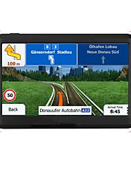 Недорогие -T600 5-дюймовый FM-GPS 256M 8G Windows CE 6.0 Автомобильный GPS-навигатор Авто с сенсорным экраном GPS-навигатор аудио-видео плеер