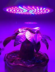 Недорогие -Красный и синий свет лампы сотрудничества полный спектр светодиодные освещения роста растений заполнить свет овощной цветочный горшок в горшке конопли крытый разведение 15 Вт ac85-265v