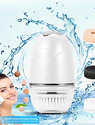 Недорогие -чистка лица инструмент угря красоты щетка 3 в 1 функция ip65 водонепроницаемый аккумуляторная дизайн машины