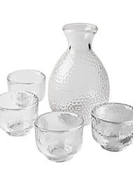 Недорогие -Drinkware Бокал для вина стекло Милые На каждый день
