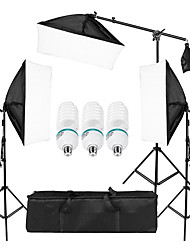 Недорогие -комплект студийного фото-видео освещения