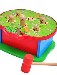 Недорогие -Устройства для снятия стресса Ручная работа Взаимодействие родителей и детей деревянный Детские Все Игрушки Подарок