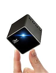 Недорогие -P1H плюс Wi-Fi беспроводной мобильный проектор поддерживает Miracast DLNA карман Proyector домашний кинопроектор DLP проектор
