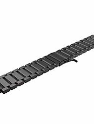 Недорогие -Ремешок для часов для Forerunner 235 / Forerunner 220 Garmin Дизайн украшения Нержавеющая сталь Повязка на запястье